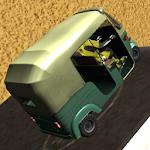 RC Rickshaw Racing Icon