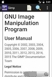 Baixar Gimp (GNU Image Processor) Manual Última Versão – {Atualizado Em 2021} 3