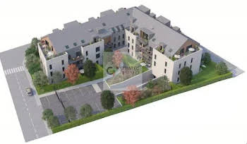 Appartement 3 pièces 74,02 m2
