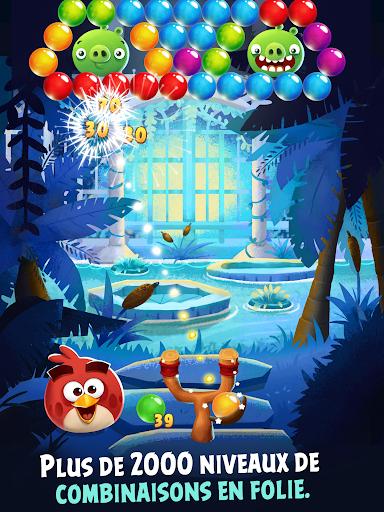 Angry Birds POP Bubble Shooter  captures d'écran 6