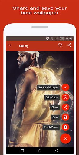 NBA Wallpapers 0.0.2 screenshots 3