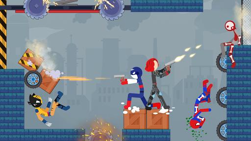 Stick Destruction - Battle of Ragdoll Warriors 1.0.10 screenshots 3