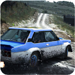 Real Offroad Car Drift Racing Driving Simulator 3D Icon