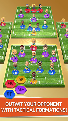 World Soccer King - Multiplayer Football 1.0.4 screenshots 4