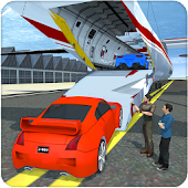 Car Transporter Airplane Cargo