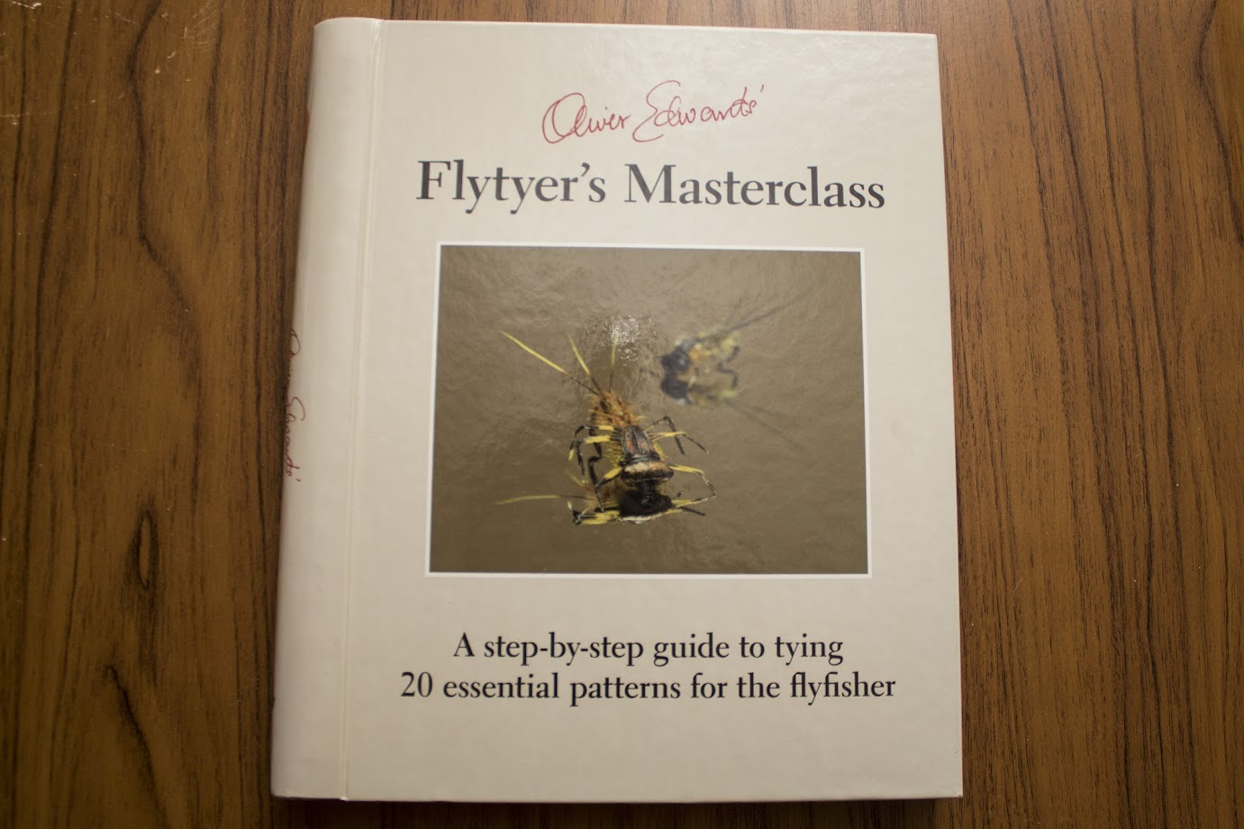 Flytyer's Masterclass - Oliver Edwards