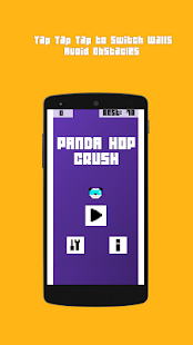 Panda Hop Crush screenshot