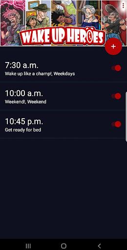 Alarm Clock - Wake Up Heroes ss1