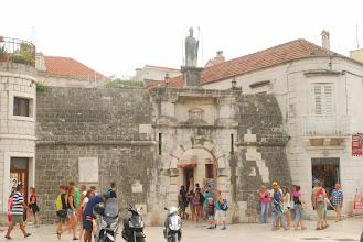 Photo: jedna z bram miejskich