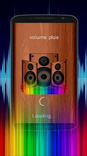 Volume Plus - náhled