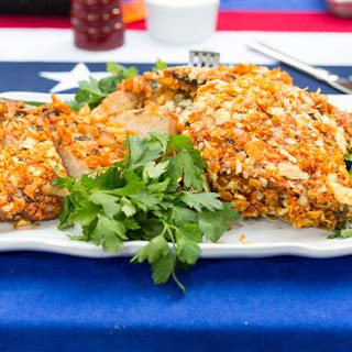 Sunny Anderson'S Grilled BBQ Chip Pork Chops Recipe
