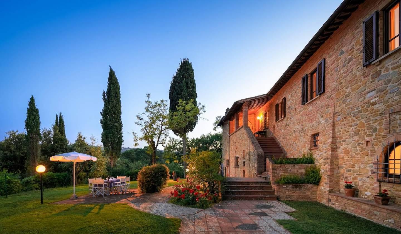 Villa avec jardin Montaione