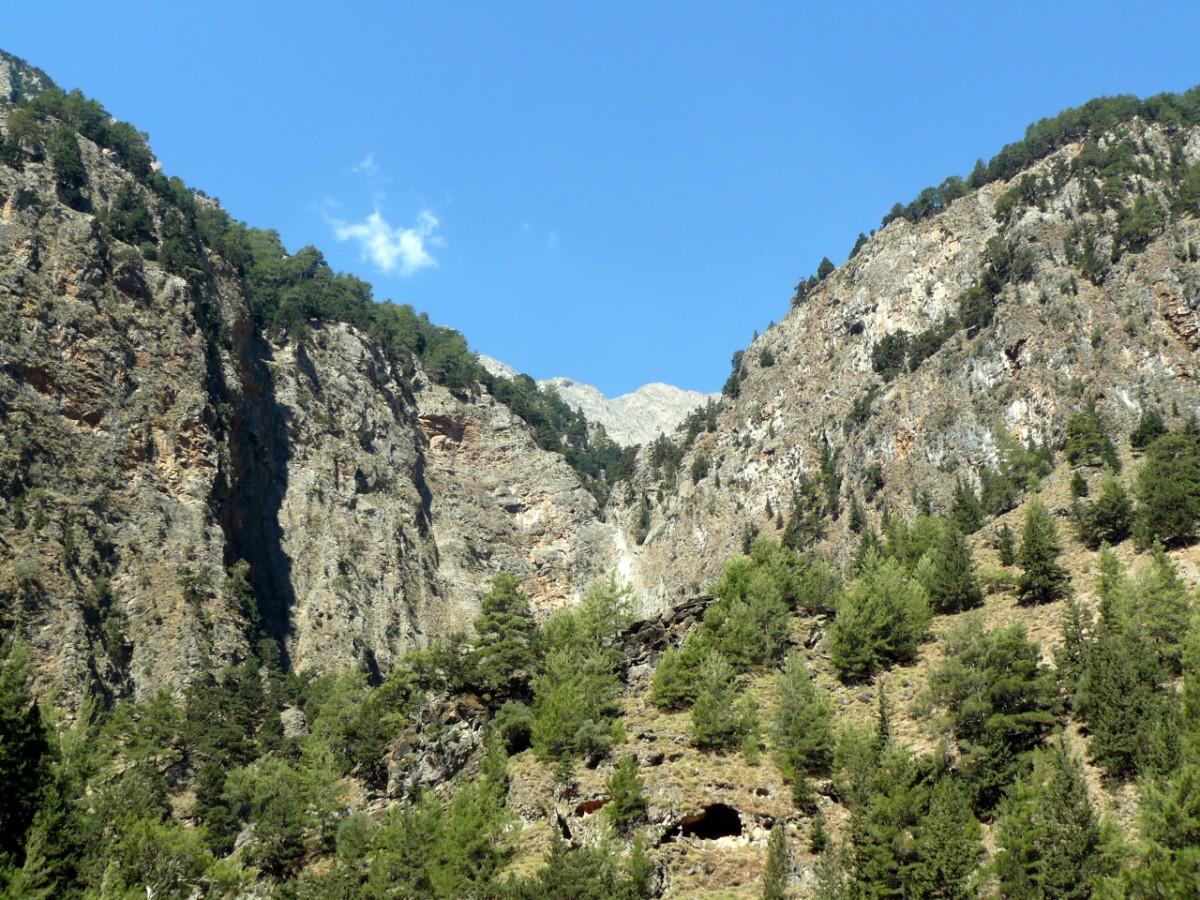 Gole di Samaria, Samaria Gorge Creta