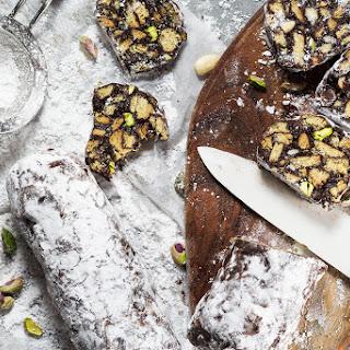 Chocolate Salami (No-Bake Dessert).