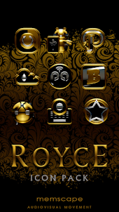 ROYCE Icon Pack - náhled