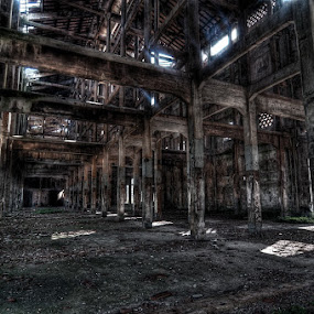 urbex by Frans Scherpenisse - Buildings & Architecture Other Interior ( urbex, building, factory )