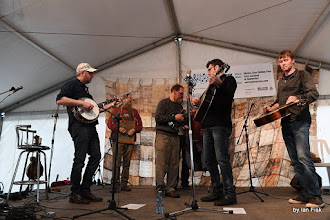 Photo: The Cherry Pickers joined by Ian Main