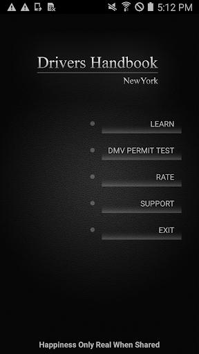 Drivers Handbook New York