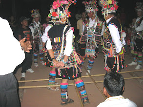 Photo: Akha Festival in Muang Sing, Laos