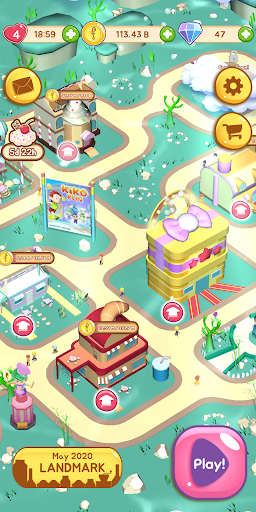 Lola Bakery - Puzzle & Idle Store Tycoon with Kiko  screenshots 7