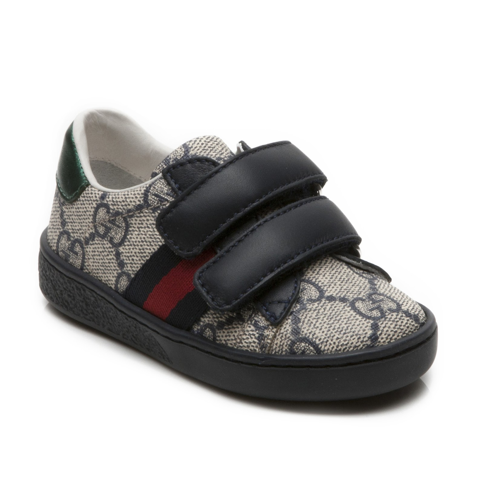 21d9f2fdc Gucci GG TODDLER TRAINER