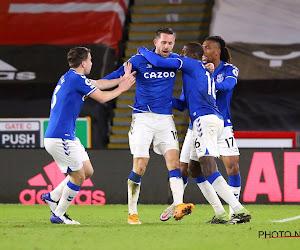 Premier League : la belle opération d'Everton, Manchester City retrouve le Top 5