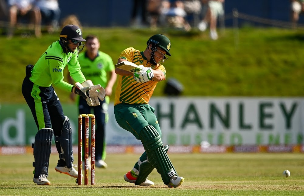 Proteas' team man Miller happy to come in for the slog at No.6 in T20s