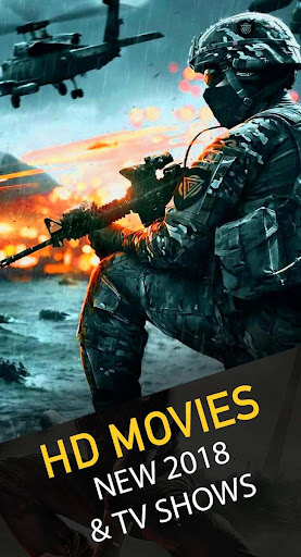 🎬 HD Movies 2018 & Free Movie Tv 3.1 screenshots 1