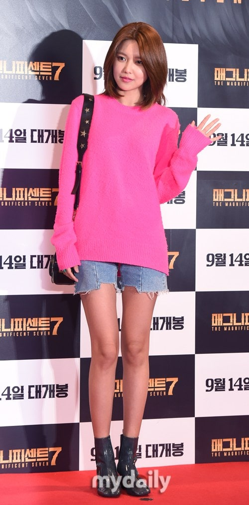sooyoung legs 15
