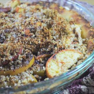 Low-Sugar Apple Pie (Gluten-Free, Grain-Free).