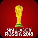 Simulador Rusia 2018 icon