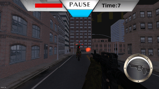 MotoBike Road Shooter Fever 3D