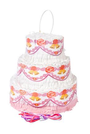 Pinata, tårta