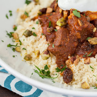 Moroccan Lamb Stew.