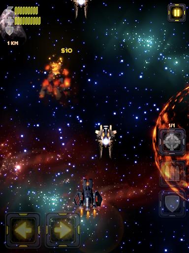 Spaceship Defender - space invaders spaceship game screenshot 9