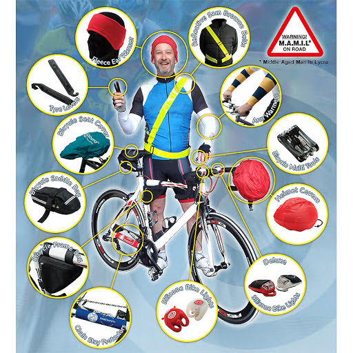 Promotional Cycling accessories