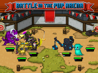 Bit Heroes- screenshot thumbnail