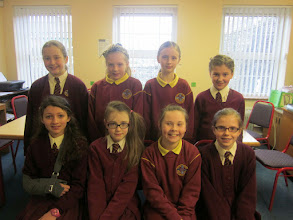 Photo: Credit Union under 11 quiz team