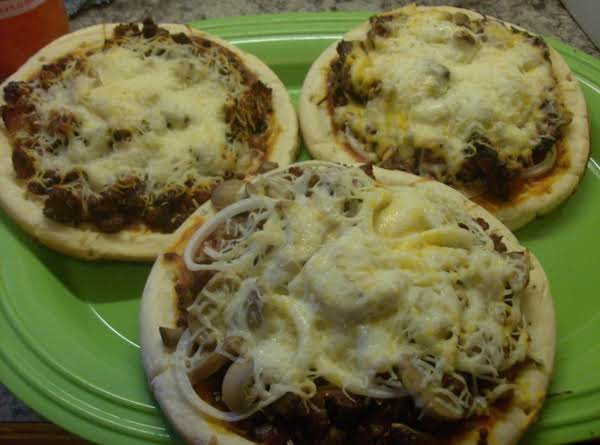 Grilled Homemade Pizza Recipe