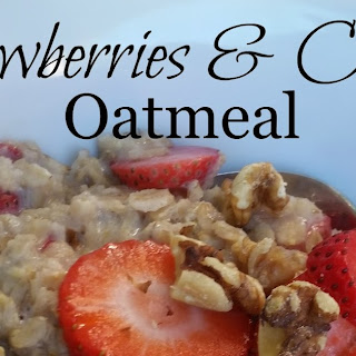 Strawberry Cream Oatmeal Recipes
