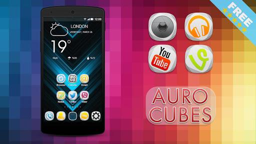 Auro Cubes - Solo Theme