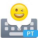 DU Emoji Keyboard-Portuguese 1.1 Apk