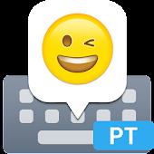 DU Emoji Keyboard-Portuguese