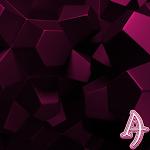 Theme Xperien Cubes Pink