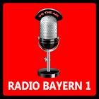 Radio Bayern 1 inoffizielle kostenlose App icon