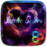 Smoke Colors GO Launcher Theme 3.2.0 Icon