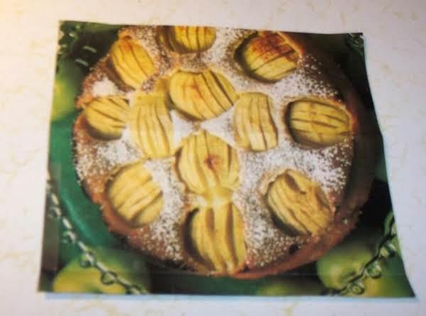 German Apple Cake. .blitzkuchen Mit Apfeln Recipe