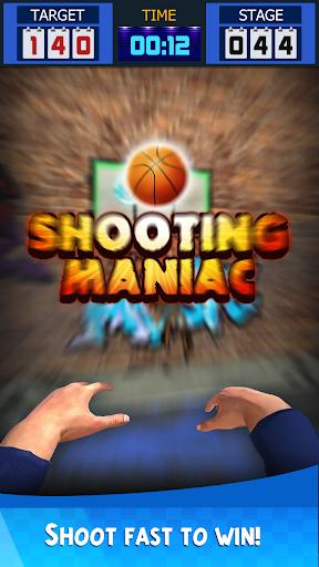 Basketball Tournament - Free Throw Game 1.2.0 screenshots 10