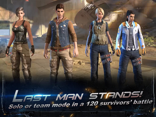 RULES OF SURVIVAL 1.121222.124678 screenshots 8