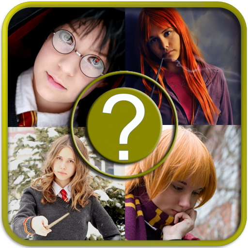 Quiz Game Harry Potter Cosplay 益智 App LOGO-APP開箱王